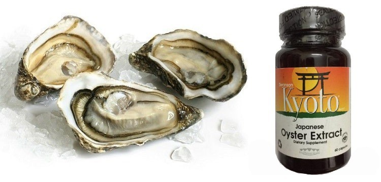 Swanson Oyster Extract