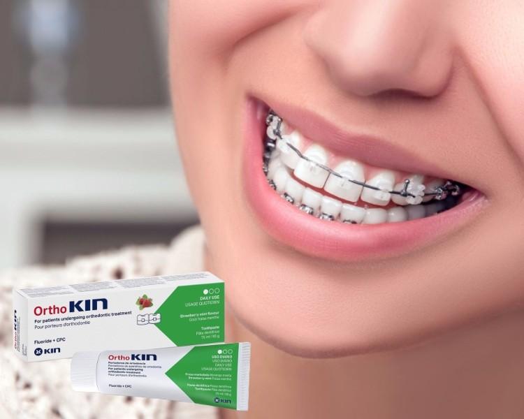 Hỗ trợ ngăn ngừa sâu răng, đánh bay các mảng bám cho người niềng răng