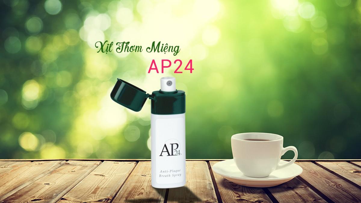 Xịt thơm miệng AP24
