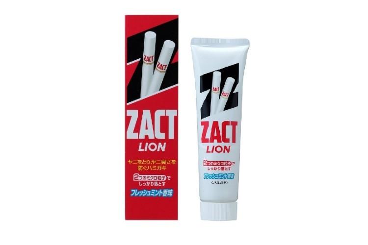 Bạn nên bảo quản kem đánh răng Zact Lion trong điều kiện phòng để sử dụng lâu dài