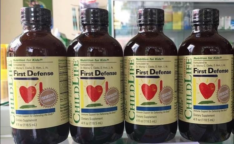 Vitamin ChildLife First Defense