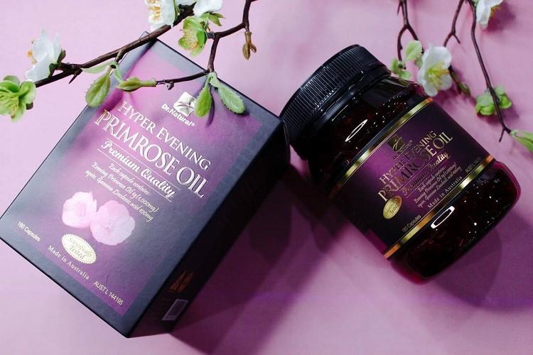 Dr Natural Hyper Evening Primrose Oil