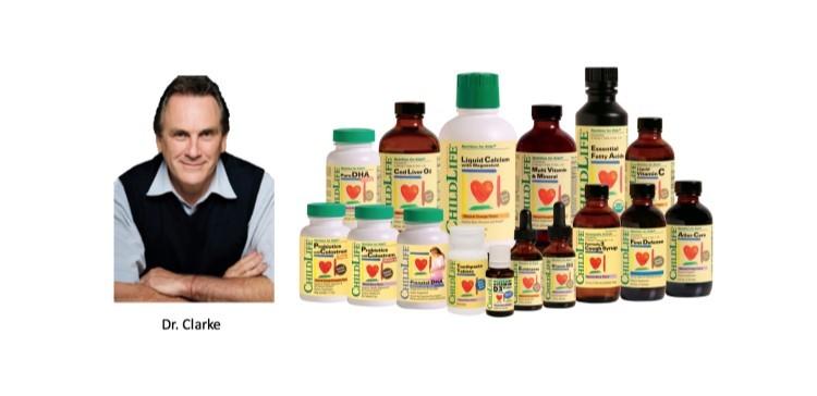 ChildLife là một hãng chuyên về vitamin cho trẻ