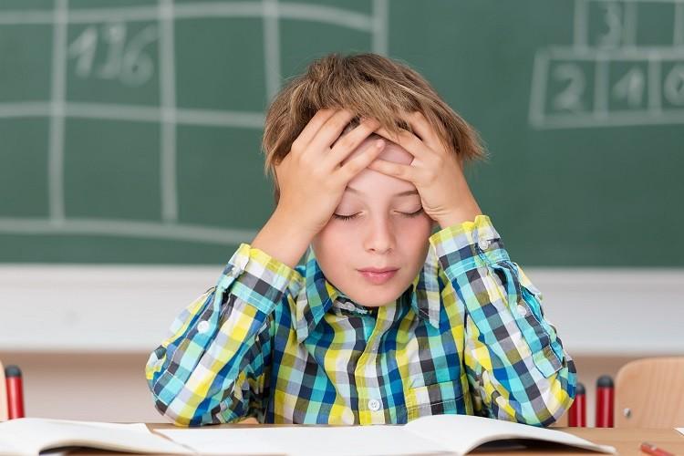 trẻ không có hứng thú với học tập