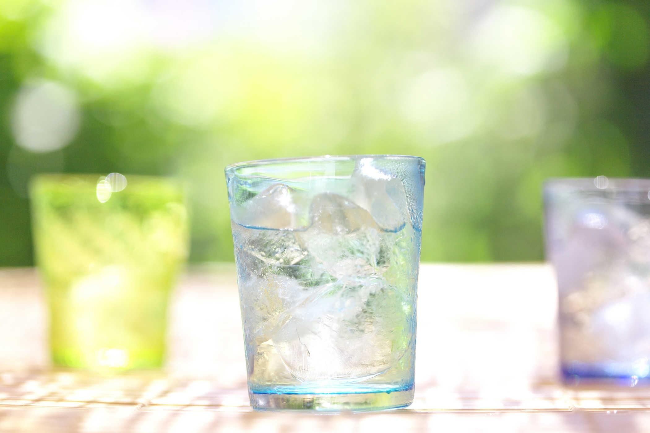 Không uống nước đá