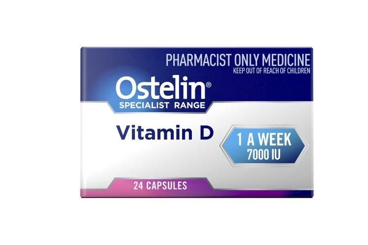 Ostelin Specialist Range Vitamin D 7000IU