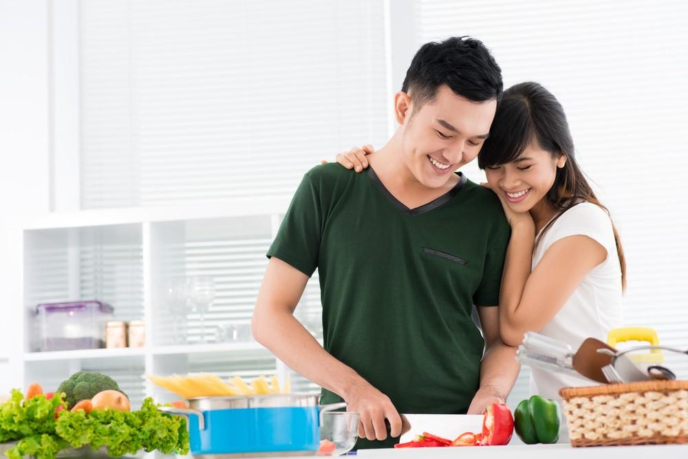 Dành nhiều thời gian cho chồng hơn