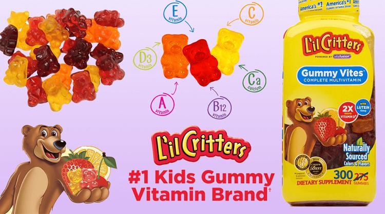 Lil Critter Gummie Vite