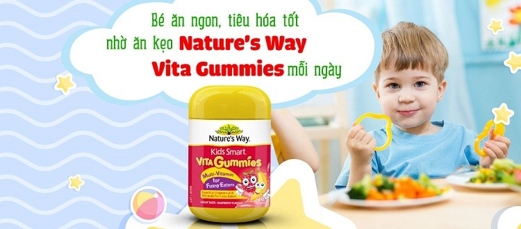Gummies Multi Vitamin For Fussy Eaters