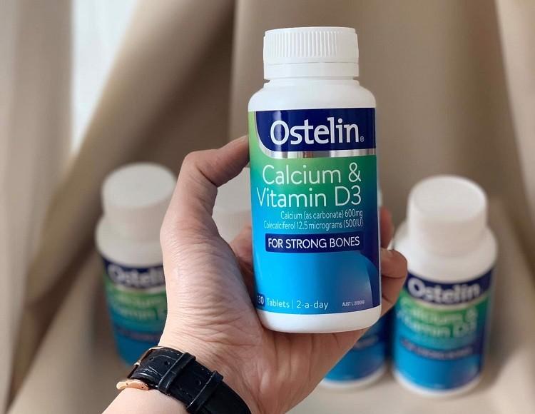 Ostelin Vitamin D & Calcium