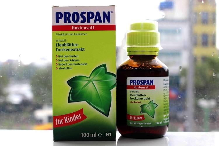 Siro Prospan 100ml của Đức