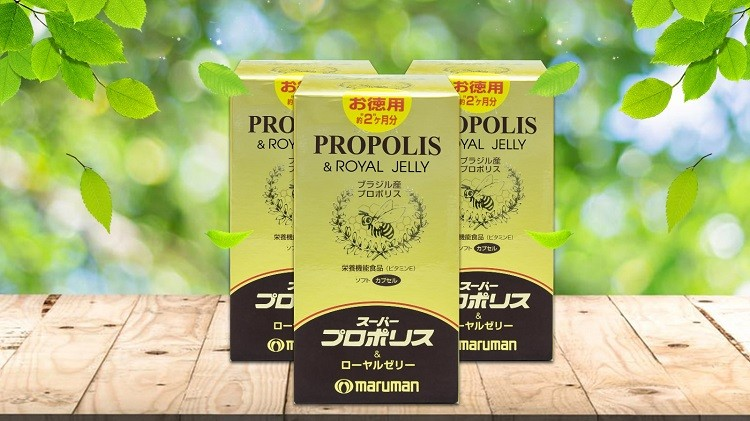 Maruman Super Propolis Nhật Bản
