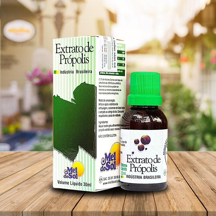 Meldosol Extratode Propolis 30ml