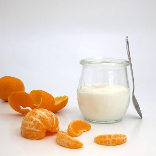 Sữa chua quýt