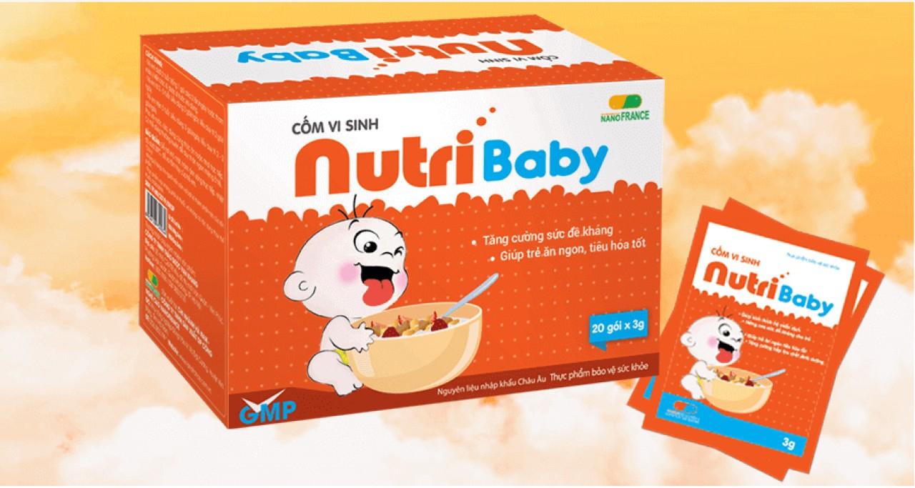 cốm vi sinh nutribaby có tốt không, cốm vi sinh nutribaby giá bao nhiêu, cốm vi sinh nutribaby bán ở đâu, giá cốm vi sinh nutribaby, cốm vi sinh nutribaby mua ở đâu