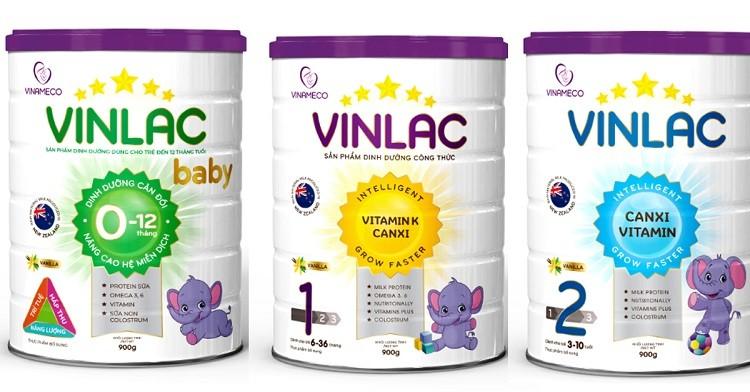 Sữa Vinlac