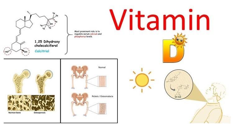 Vì sao thiếu vitamin D trẻ bị còi xương