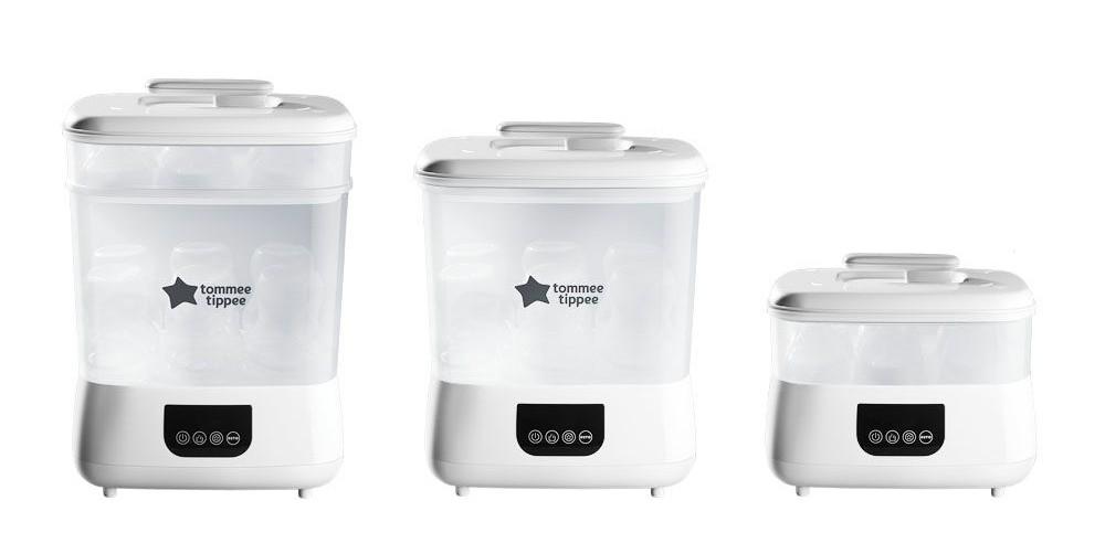 Máy tiệt trùng hơi nước và sấy khô Tommee Tippee Steri-Dry